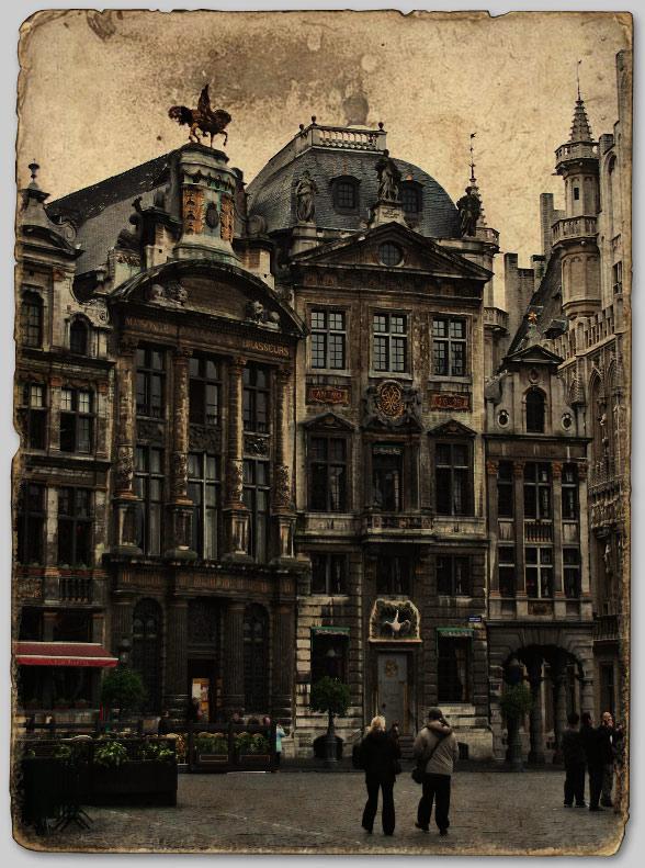 "фото ""Maison de Cigne"" метки: архитектура, путешествия, пейзаж, Европа"