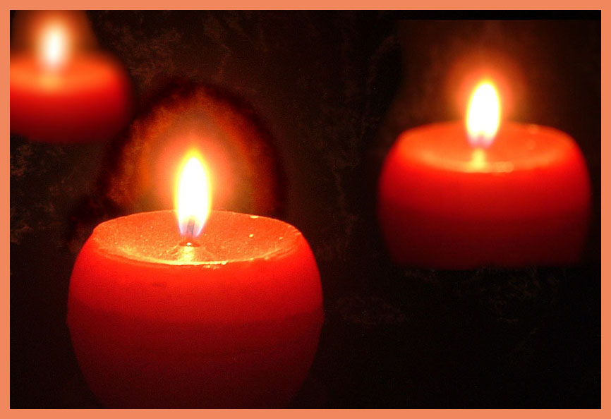"photo ""Three Candles"" tags: still life,"