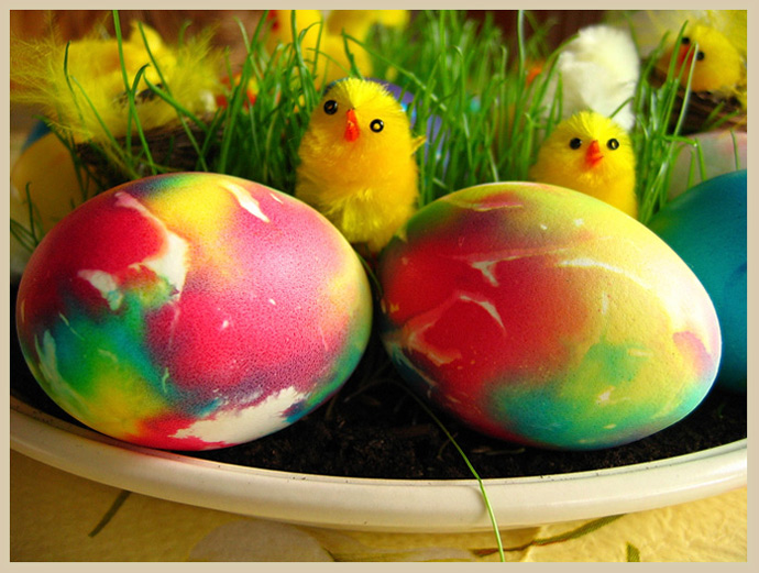 "photo ""Easter eggs"" tags: still life,"