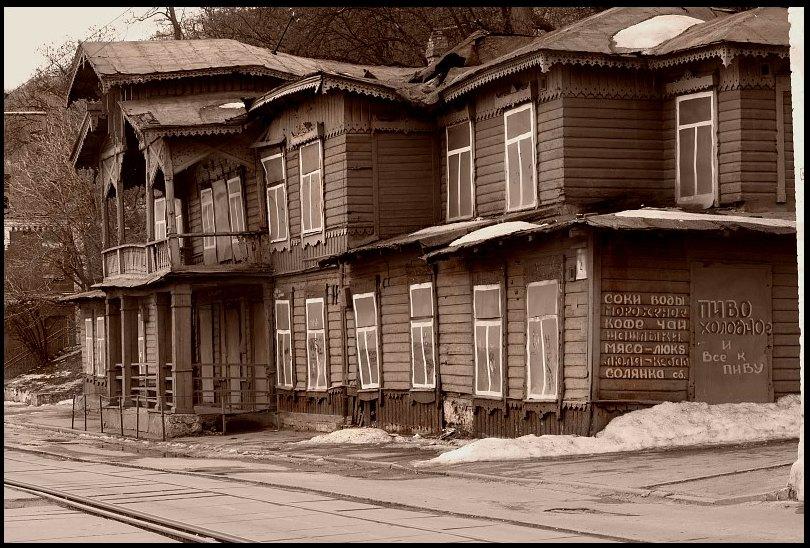 """фото """"Нарисованные окна"""" метки: архитектура, пейзаж,"""