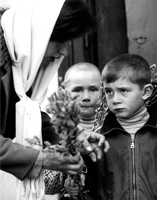 """фото """"Вербное воскресенье"""" метки: жанр, черно-белые,"""