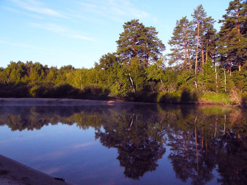 """фото """"Утро на реке"""" метки: пейзаж, природа,"""
