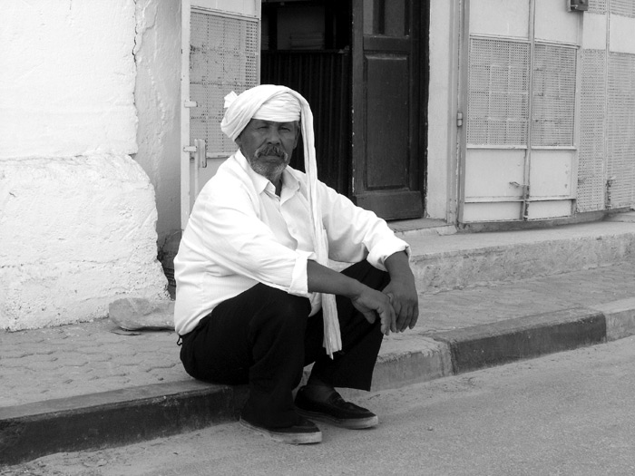 "photo ""Berber"" tags: black&white, reporting,"