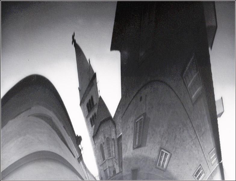"""фото """"В старом городе"""" метки: архитектура, черно-белые, пейзаж,"""