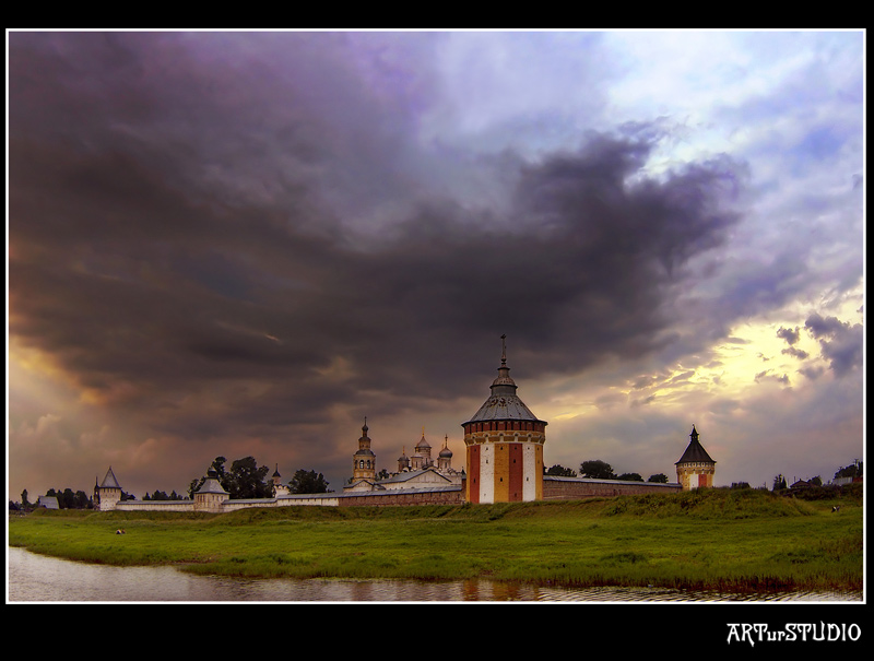 "photo ""Vologda"" tags: landscape, summer"