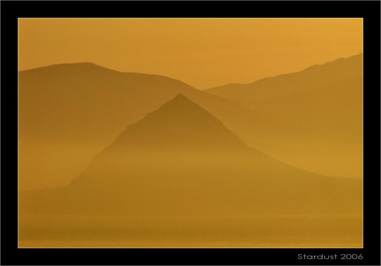 "photo ""Туманное утро (Находка для фотографа:)"" tags: landscape, sunset, water"