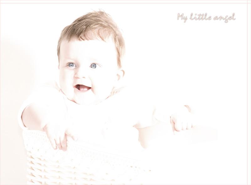 """фото """"Мой маленький ангел"""" метки: портрет, дети"""
