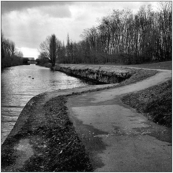 """photo """"river harbour"""" tags: landscape, winter"""