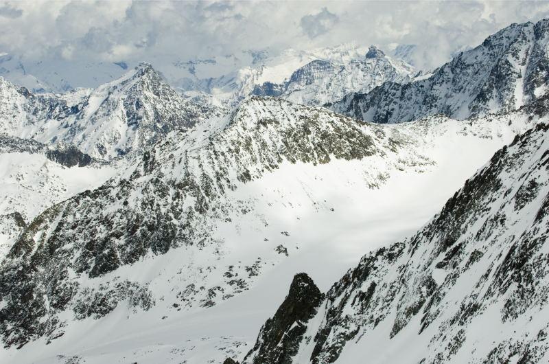 "photo ""STUBAIER GLETSCHER"" tags: landscape, mountains"