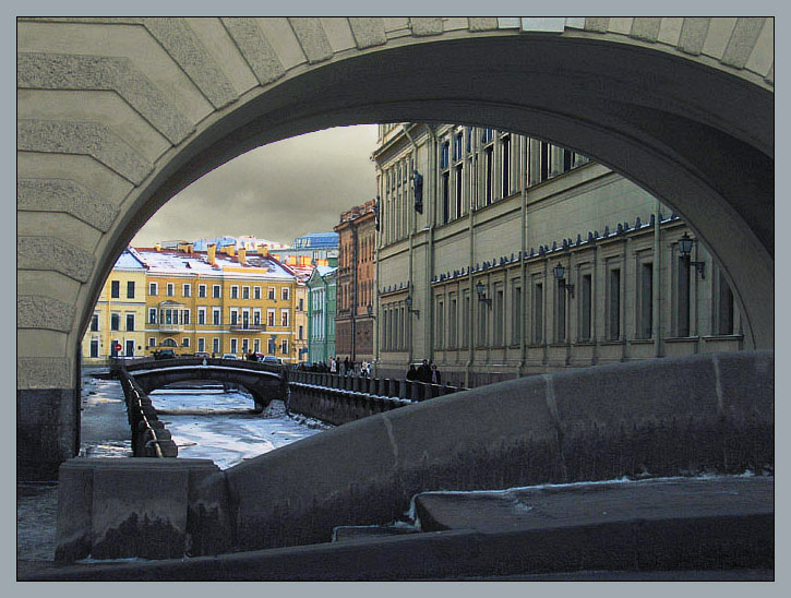 "photo ""Geometry of city"" tags: architecture, travel, landscape, Europe"