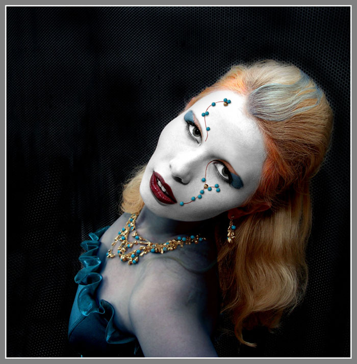 "photo ""biryza"" tags: portrait, woman"