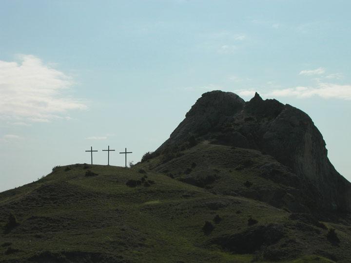 """фото """"Golgopha"""" метки: жанр, пейзаж, горы"""