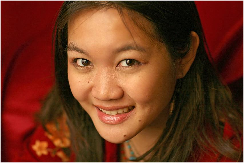 "photo ""Rebecca"" tags: portrait, woman"