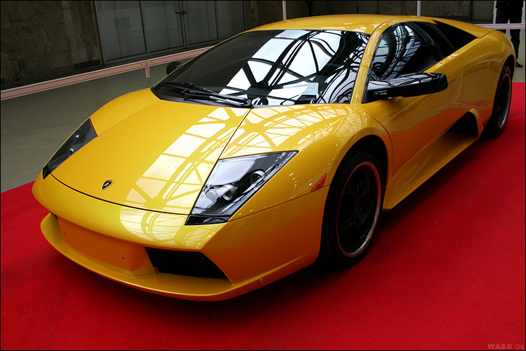 "photo ""Lamborghini Murcielago"" tags: technics,"