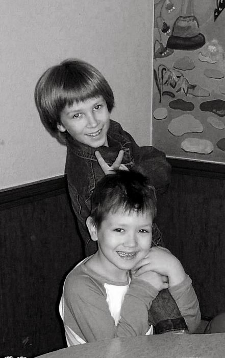 """фото """"Из чего сделаны наши мальчишки ... )))"""" метки: портрет, дети"""