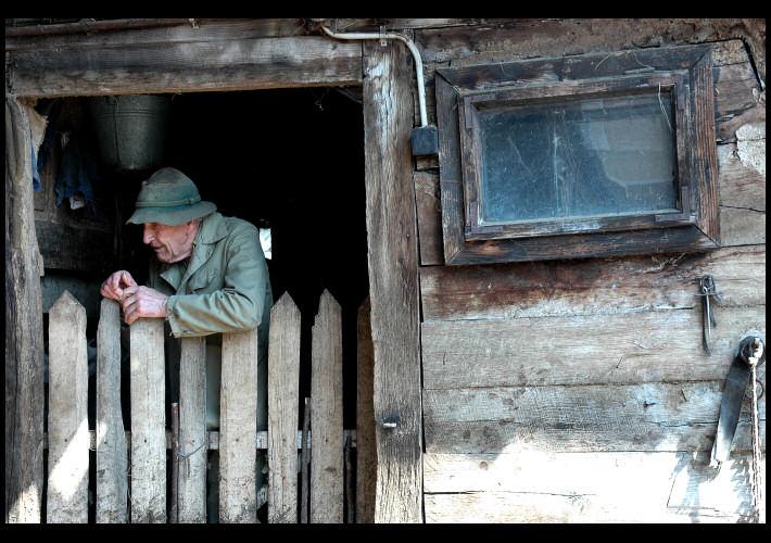 "photo ""Grandpa"" tags: portrait, man"
