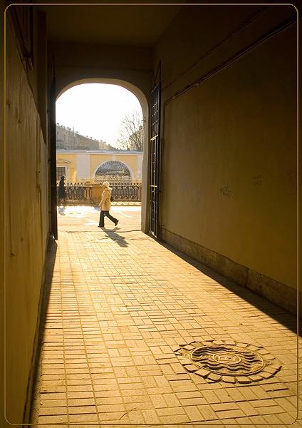 """фото """"Навстречу солнцу"""" метки: архитектура, пейзаж,"""