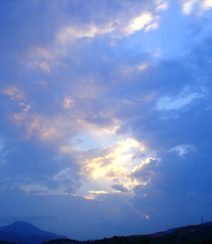 """фото """"***"""" метки: пейзаж, закат, облака"""