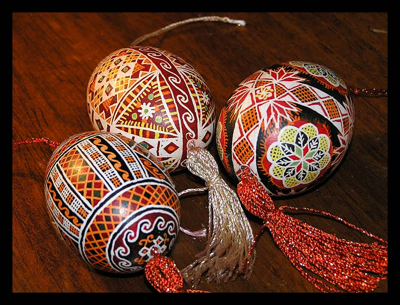 "photo ""Pysankas"" tags: genre, still life,"