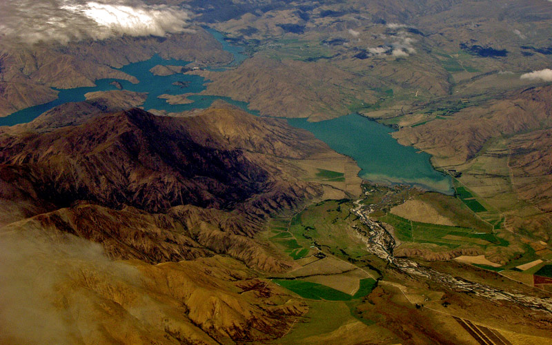"photo ""Aerial View"" tags: landscape, water"