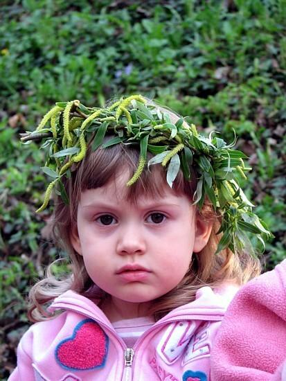 "photo ""Lazar Sunday"" tags: portrait, children"