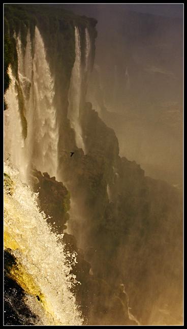 "photo ""Iguazu VI"" tags: landscape, travel, South America, water"