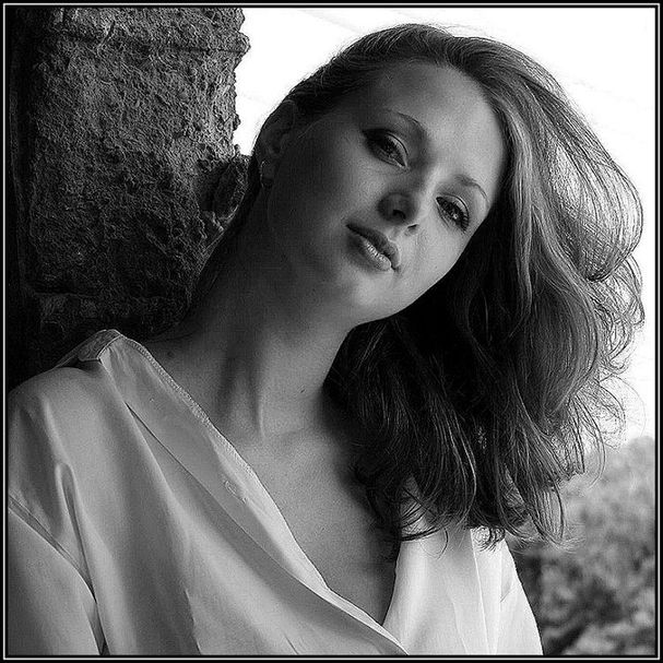 "photo ""Vlada"" tags: portrait, woman"