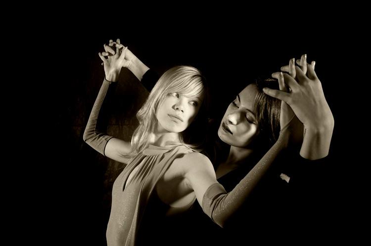 """фото """"Странные танцы (II)"""" метки: жанр,"""