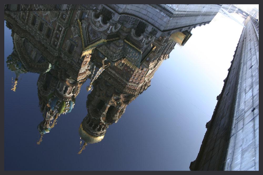 "фото ""Reflection"" метки: архитектура, пейзаж,"