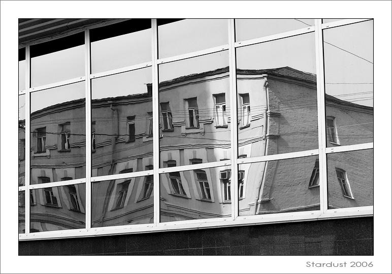 """фото """"Владивосток. Отражения города"""" метки: архитектура, репортаж, пейзаж,"""