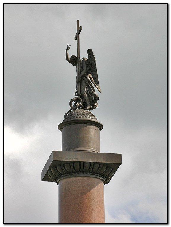 "photo ""Symbols Of St.Petersburg 2"" tags: architecture, landscape,"