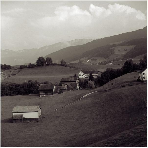 "photo ""Appenzell. Schweiz"" tags: landscape, mountains"