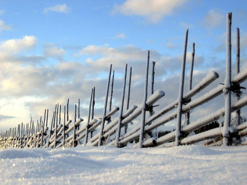 "photo ""Winter"" tags: landscape, architecture, winter"