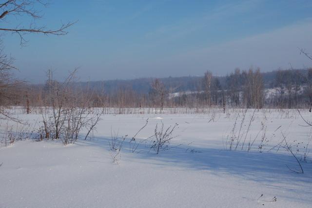"""фото """"Целина"""" метки: пейзаж, зима"""