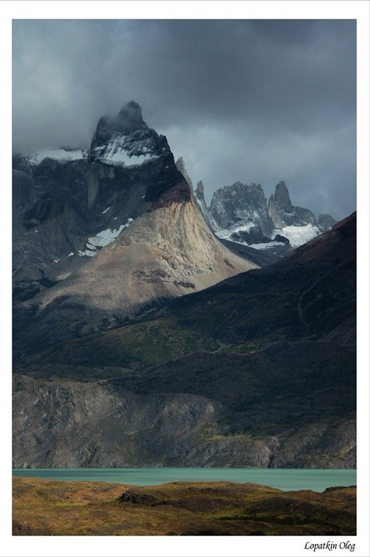 "photo ""***"" tags: landscape, travel, South America, mountains"