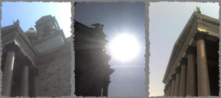 """фото """"Исаакиевский собор"""" метки: архитектура, пейзаж,"""