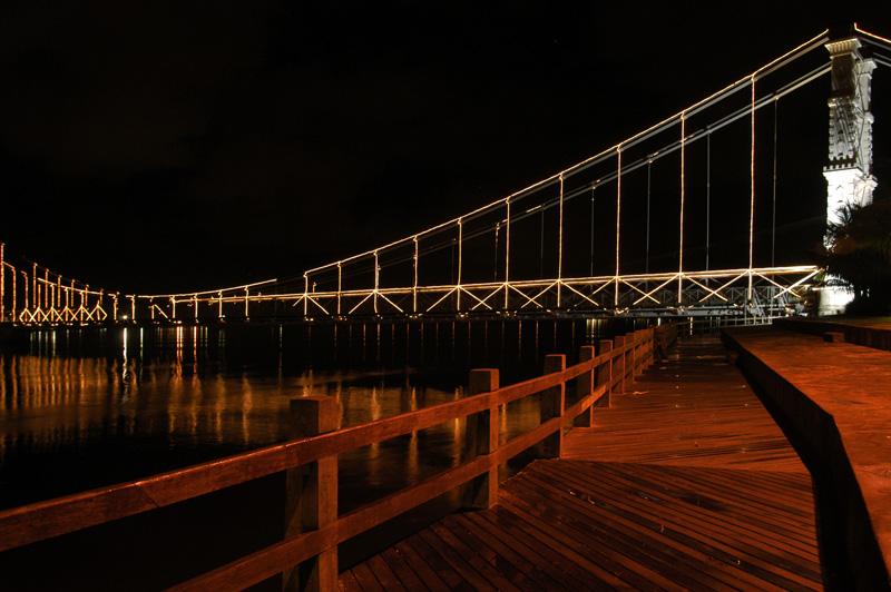 """photo """"Bridge Pensil"""" tags: landscape,"""