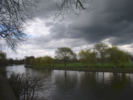 "photo ""River Avon"" tags: landscape, spring, water"