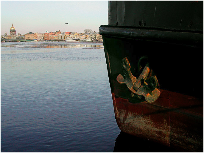 "photo ""Sea capital"" tags: landscape, water"