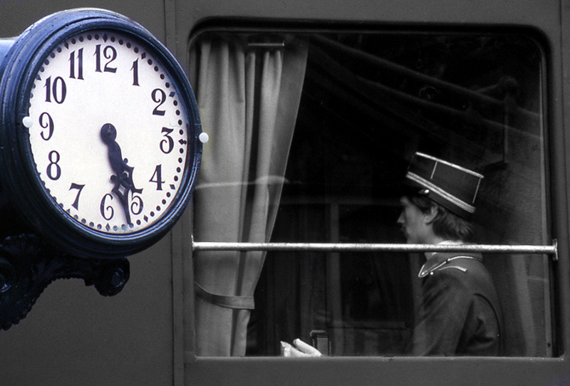 "photo ""The hour of the departure for the war"" tags: interior,"