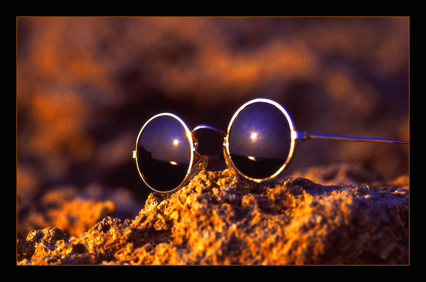 "photo ""sun glasses in the vacation"" tags: landscape, travel, Europe, summer"