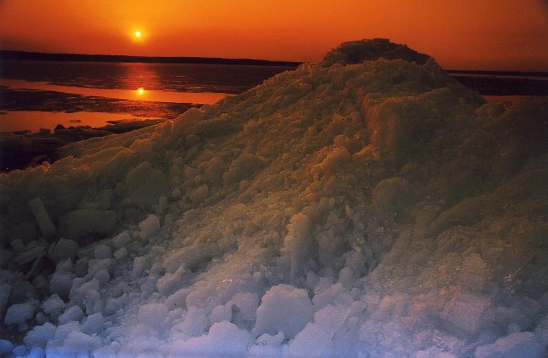 """фото """"поездка в выборг2"""" метки: пейзаж, закат"""