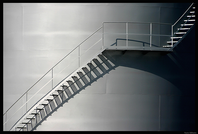 """photo """"Stairs,Light and Shadows"""" tags: abstract,"""