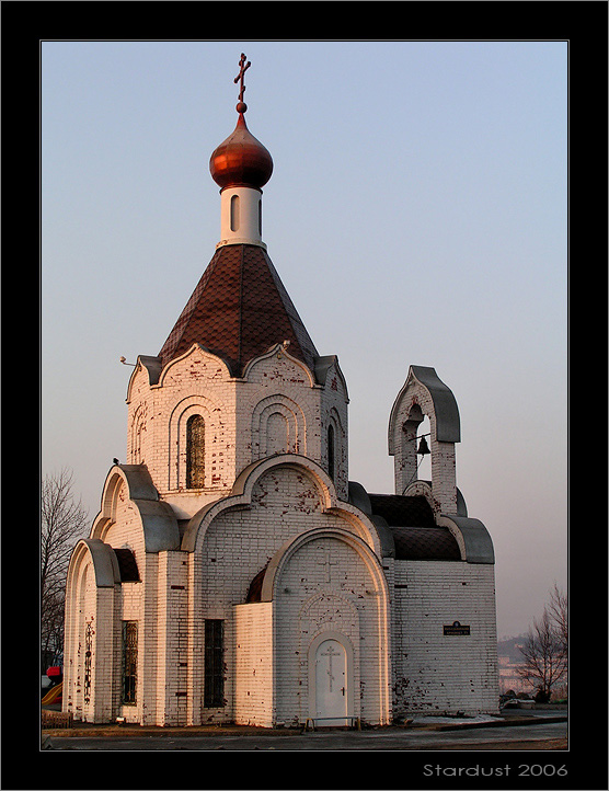 "photo ""Храм"" tags: architecture, landscape,"