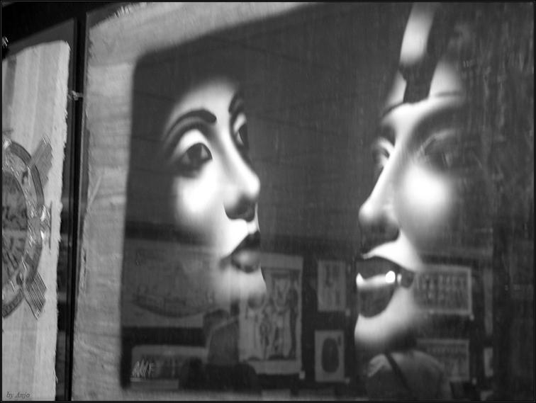 "photo ""tape Mebius..."" tags: genre, black&white,"