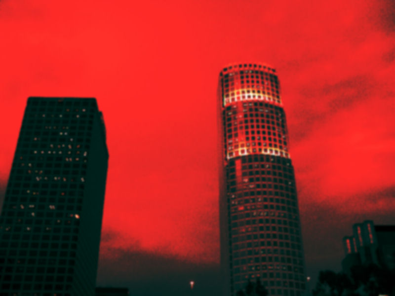 "photo ""Towering Inferno"" tags: architecture, montage, landscape,"