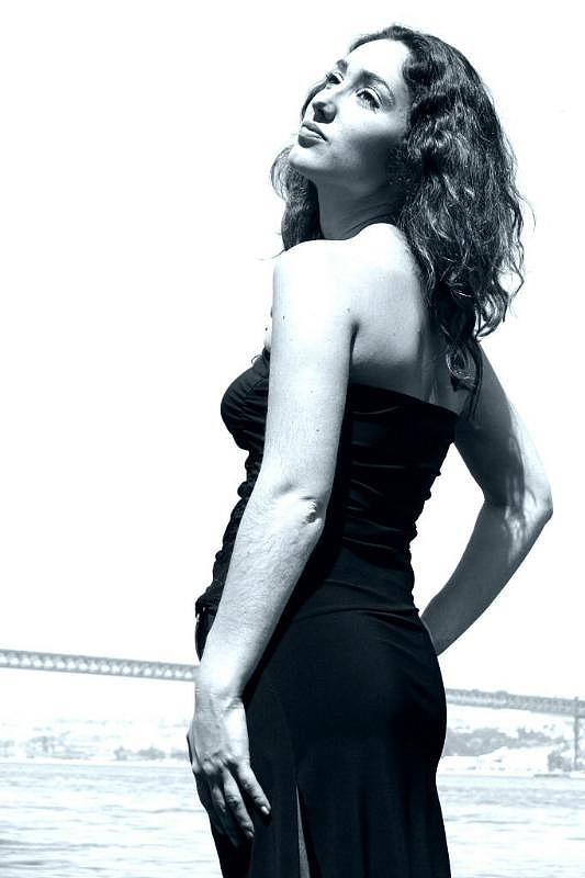 "photo ""Maria João"" tags: glamour,"