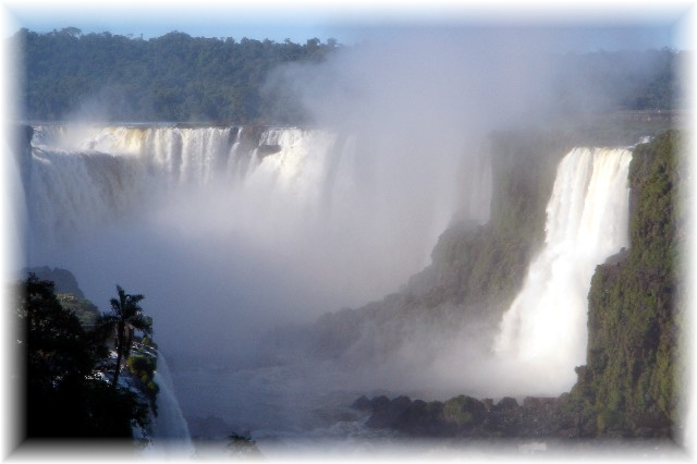 "photo ""iguacu"" tags: landscape, water"
