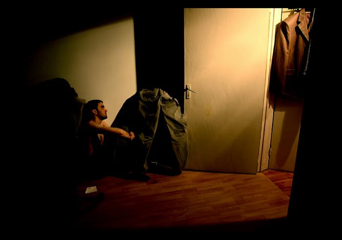 """фото """"Insomnia"""" метки: портрет, жанр, мужчина"""