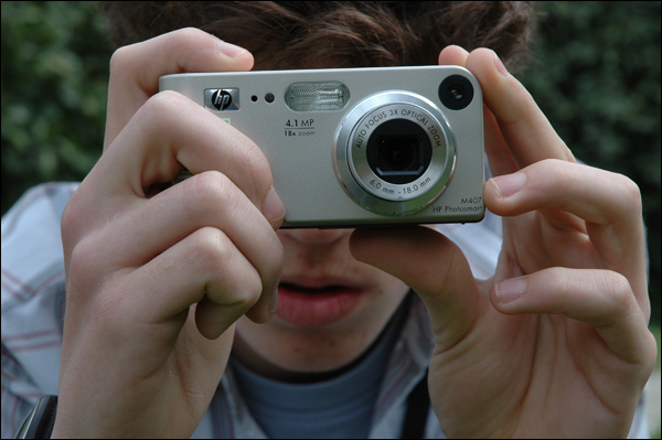 "photo ""Bro's photo"" tags: portrait, man"